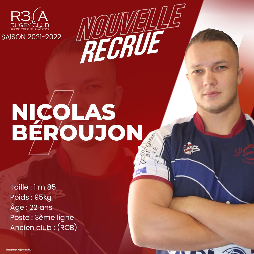 You are currently viewing Bienvenue à Nicolas Béroujon