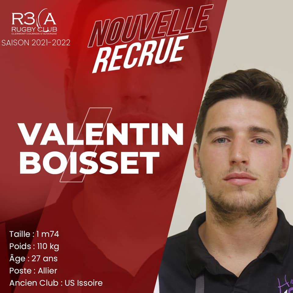 Read more about the article Bienvenue à Valentin Boisset