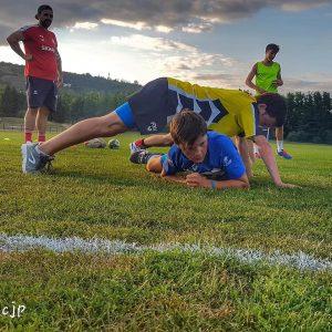 Read more about the article U16 : Reprise des entraînements